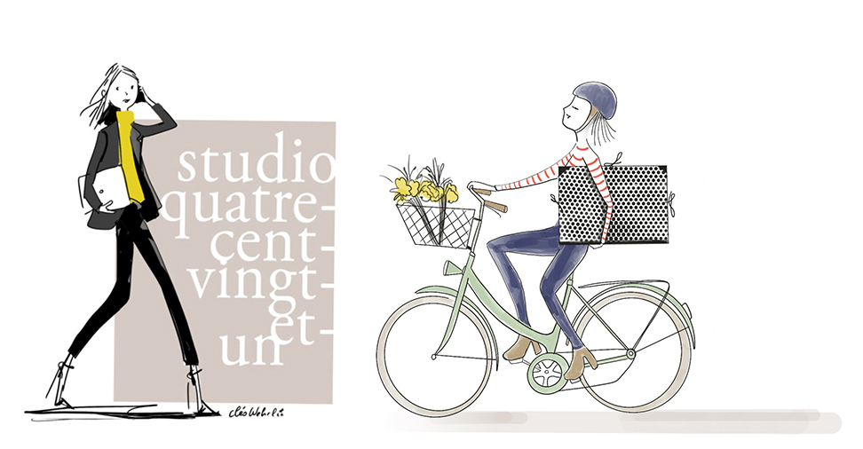 Studio421. x marguerite Cusinberche