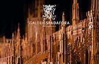 détail brochure galerie Spadafora 2016