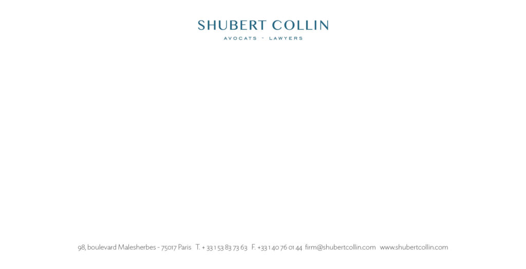 Shubert collin Correspondance verso