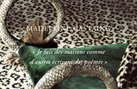 couverture brochure Madeleine Castaing x codimat