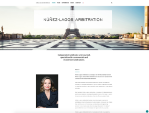 carmen nunez-lagos arbitration site web