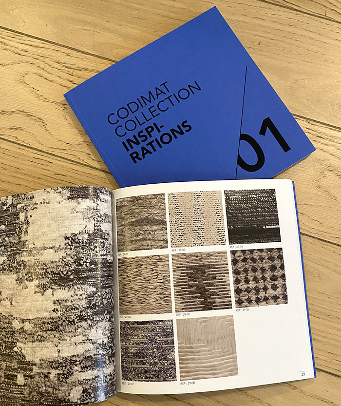 codimat collection catalogue -Studio421