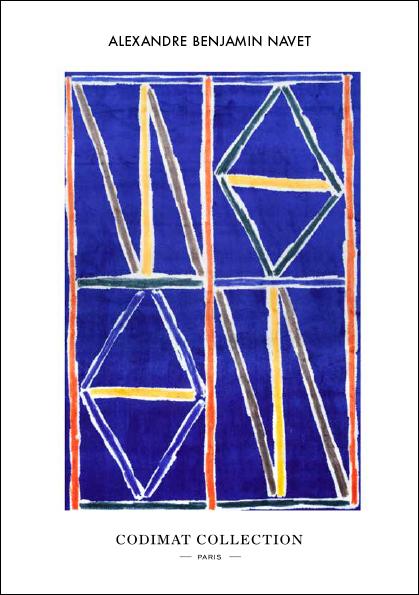 Alexandre Benjamin Navet x codimat collection