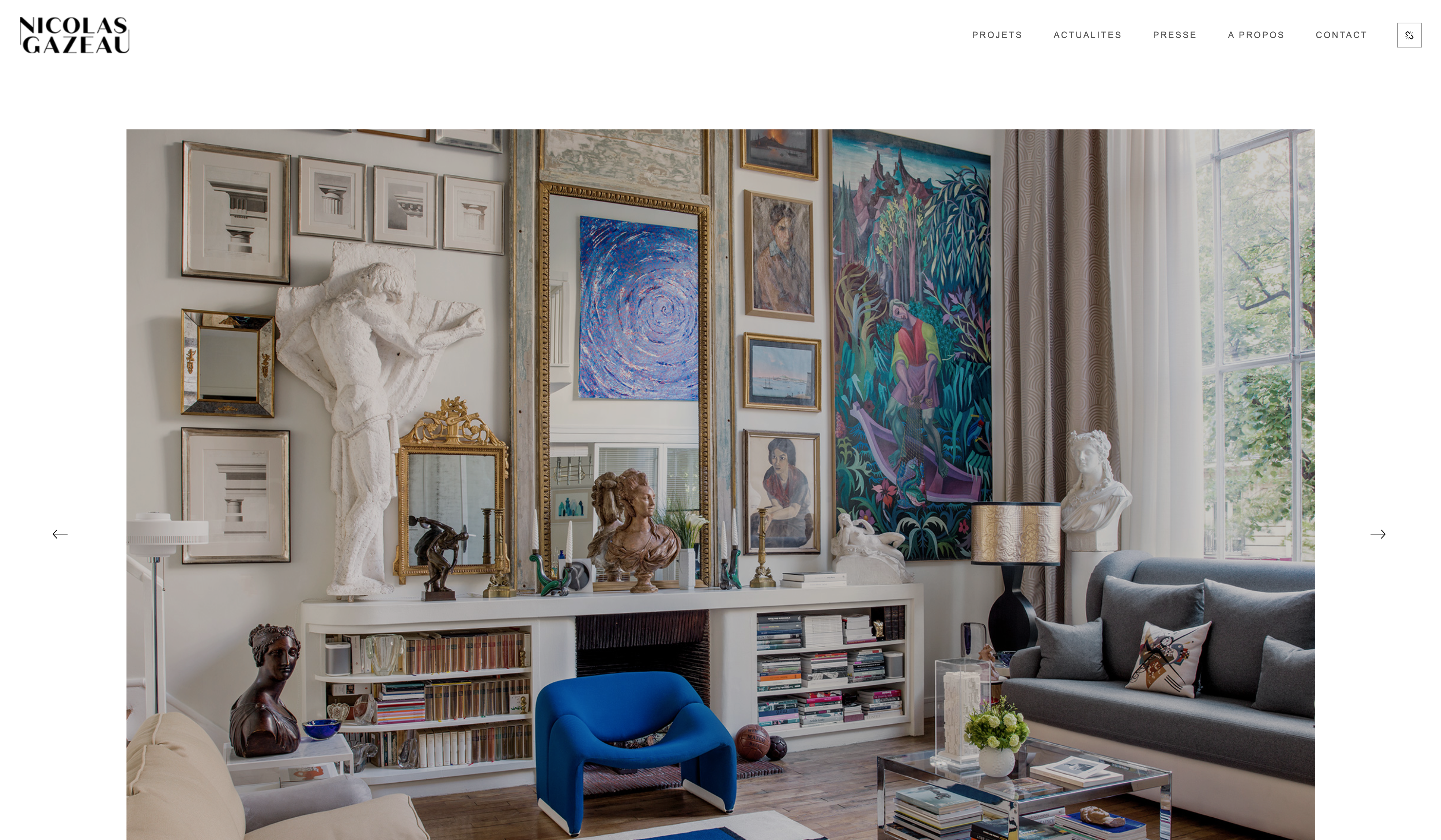 nicolas gazeau_studio421 home