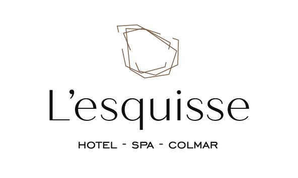01 l'esquisse logo - hotel & spa - Studio421