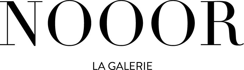 Nooor logo noir GALERIE 300